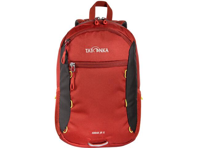Tatonka Audax 12 Backpack Junior redbrown
